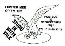 Radio De Witte Valk Meeuwen-Gruitrode