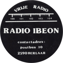 Radio Ibeon Berlaar