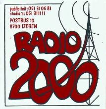 Radio 2000 Izegem