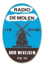 Radio De Molen Wevelgem FM 101.4