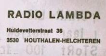 Radio Lambda