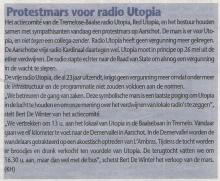 Bron: De Zondagskrant (16 mei 2004)